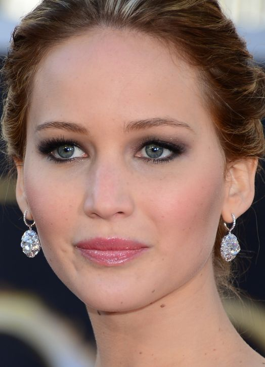 jennifer lawrence brows